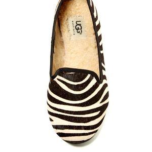 Ugg Zebra Flats